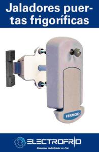 Electrofrío - Jaladores para Puertas Frigoríficas