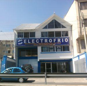 Electrofrío - Oficina central Cochabamba