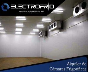 Electrofrío - Alquiler de cámaras frigorífica2