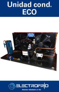 Electrofrío - Unidad condensadora ECO