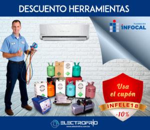 Electrofrío - Descuentos para estudiantes de refrigeración INFOCAL 2018 (2)