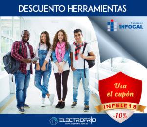 Electrofrío - Descuentos para estudiantes de refrigeración INFOCAL 2018 (3)
