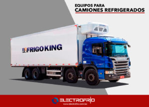 Electrofrío - Equipos para camiones refrigerados 2