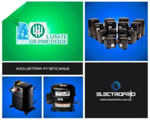 Electrofrío - Compresores Lunite Hermetique 2