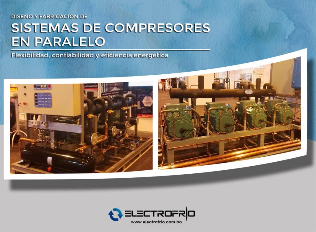 Electrofrío - Diseño y fabricacion de sistema de compresores en paralelo 2