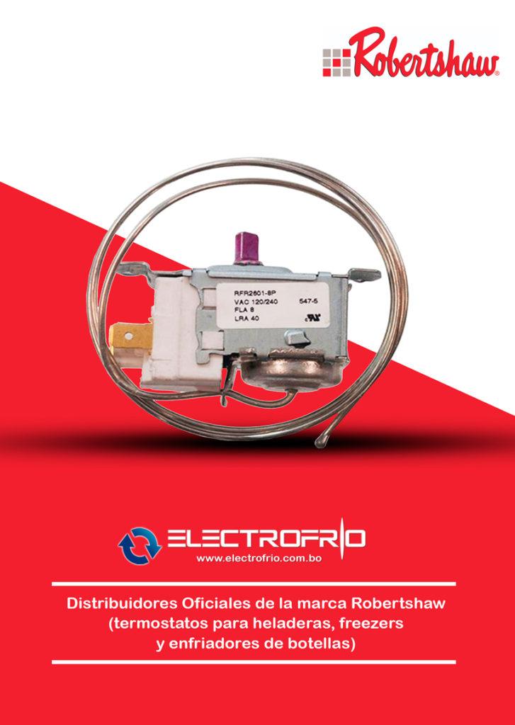 Electrofrío - Distribuidores oficiales de Robertshaw en Bolivia 2