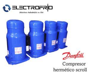 Elementor - Compresor hermético scroll 4