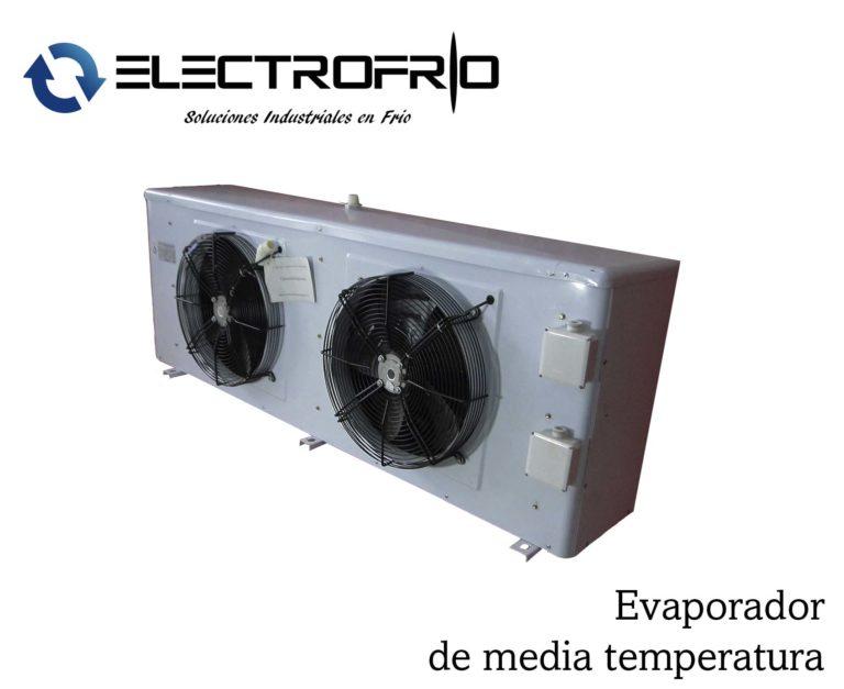 Electrofrío - Evaporador de media temperatura 3