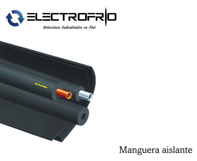 Electrofrío - Manguera aislante 2