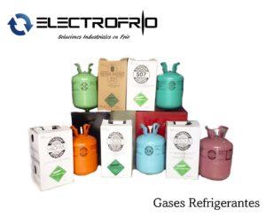 Electrofrío - Gases refrigerantes 2