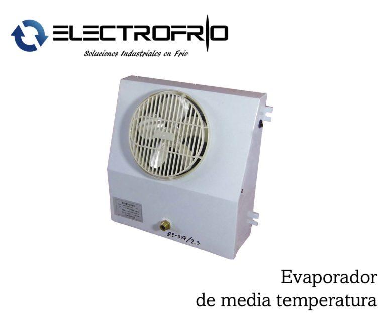 Electrofrío - Evaporador de media temperatura 4
