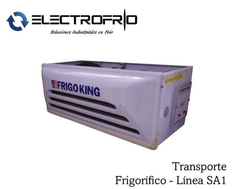Electrofrío - Transporte frigorífico Línea SA1 2