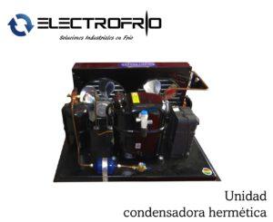 Electrofrío - Unidad condensadora hermética 2