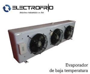Electrofrío - Evaporador de baja temperatura 2