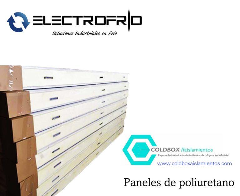 Electrofrío - Paneles de poliuretano 2
