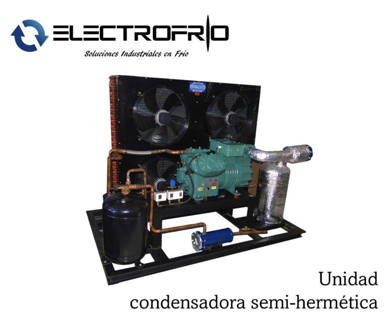 Electrofrío - Unidad condensadora hermética 3