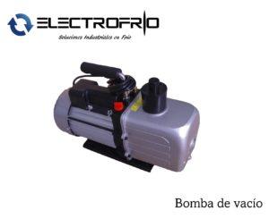 Electrofrío - Bomba de vacío 2