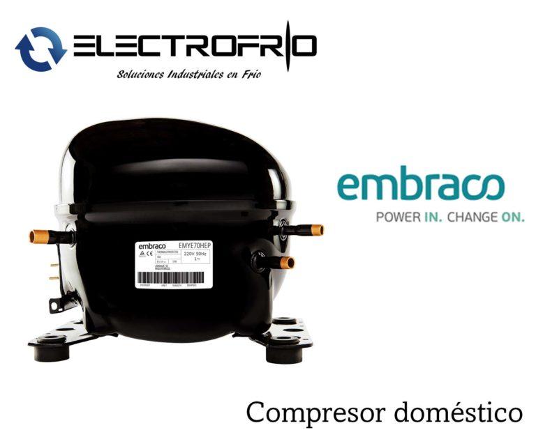 Electrofrío - Compresor doméstico 5
