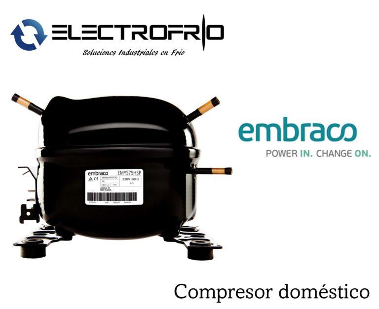 Electrofrío - Compresor doméstico 6