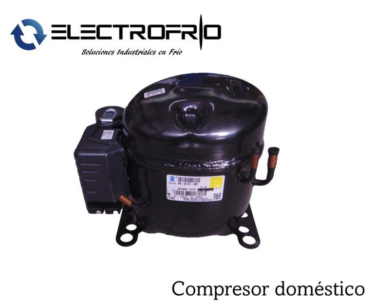 Electrofrío - Compresor doméstico 4