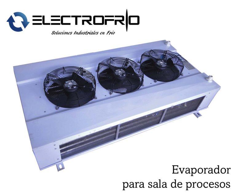 Electrofrío - Evaporador para sala de procesos 2