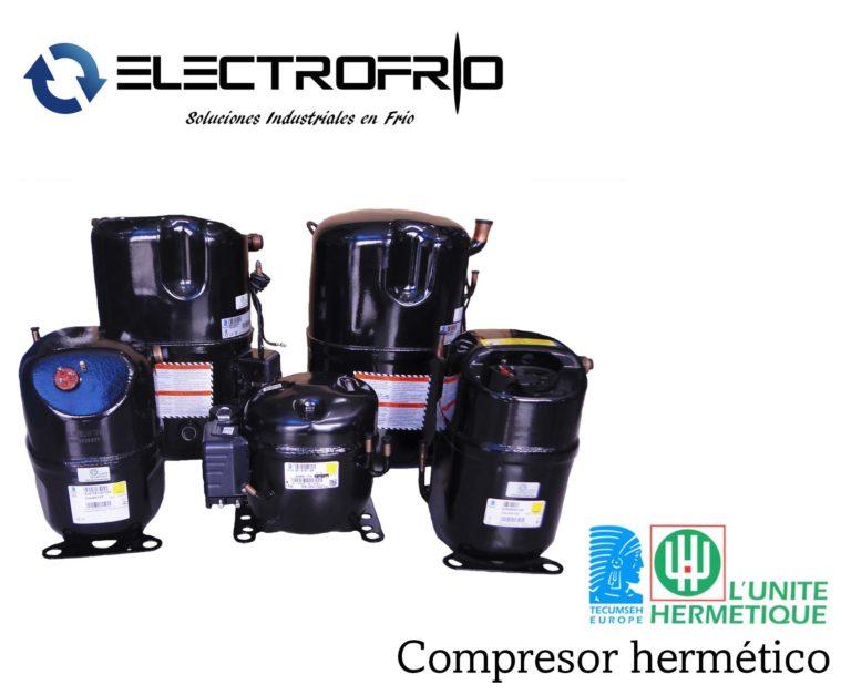 Electrofrío - Compresores herméticos 3