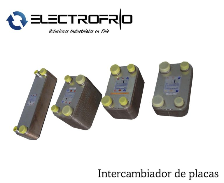 Electrofrío - Intercambiador de placas 2