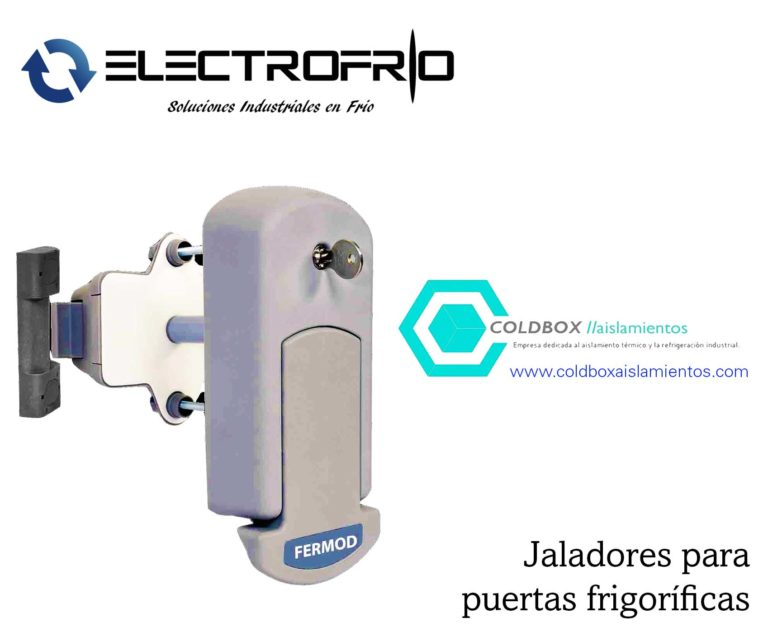 Electrofrío - Jaladores para puertas frigoríficas 2