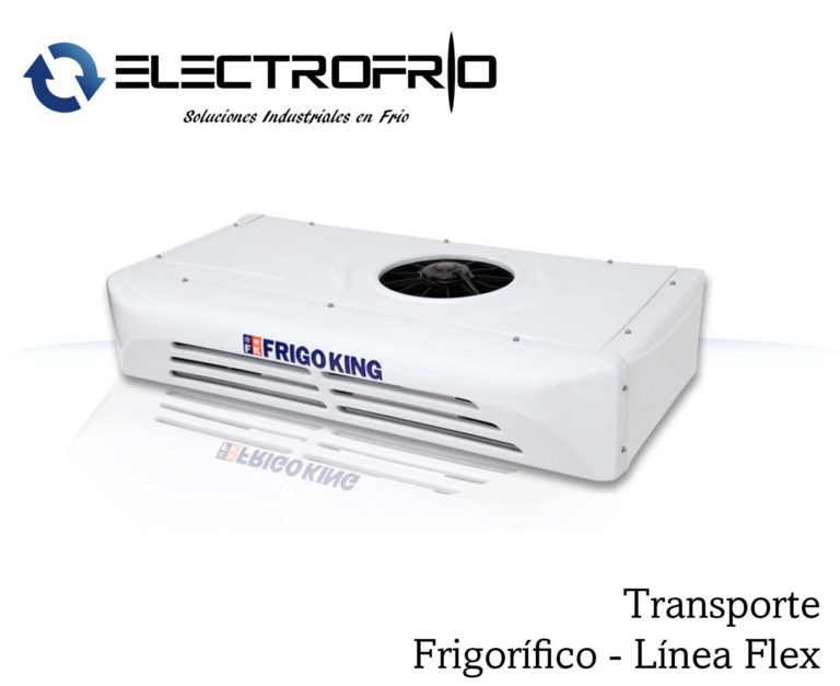 Transporte Frigorífico - Línea FLEX 2