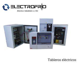 Electrofrío - Tableros eléctricos 2