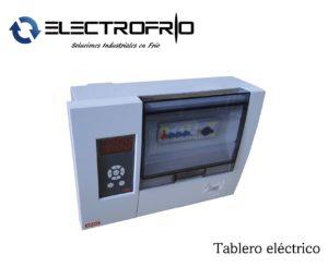 Electrofrío - Tablero eléctrico 2