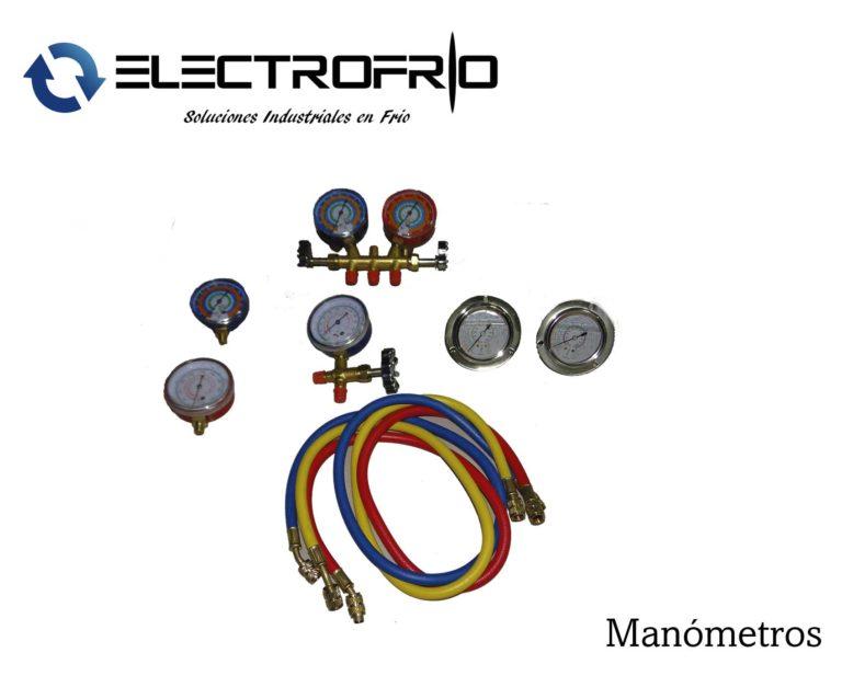 Electrofrío - Manómetros 2
