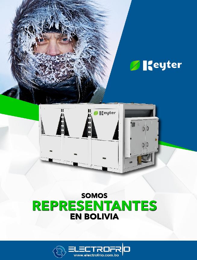 Electrofrío - Representantes de Keyter en Bolivia 2