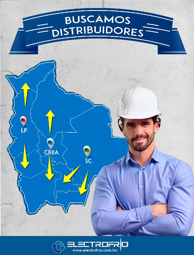 Electrofrío - Buscamos distribuidores a nivel nacional 2