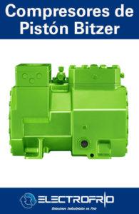 Electrofrío - Compresor Bitzer de pistón semi hermético 3