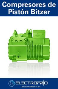 Electrofrío - Compresor Bitzer de pistón semi hermético 5